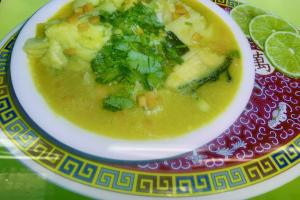 54A. Fish Soup - delivery menu