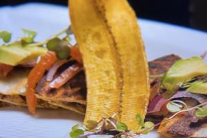 Quesadilla Cubana - delivery menu