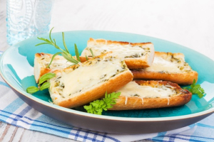Garlic Cheese Bread - delivery menu