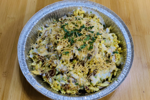 Bhel Puri - delivery menu