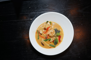 C2. Red Curry - delivery menu