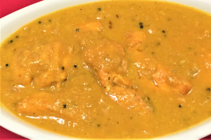MALABAR SALMON CURRY - delivery menu
