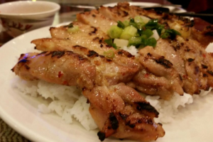 115. Grilled Chicken with Rice - delivery menu