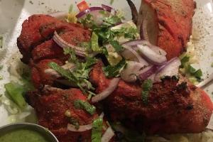 1/2 Chicken Tandoori - delivery menu
