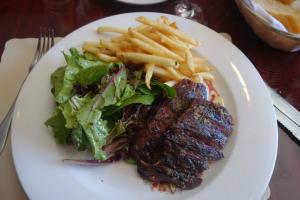 Steak Frites - delivery menu