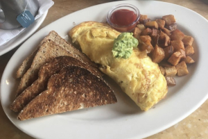 California Omelet - delivery menu