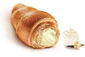Vanilla Filled Croissant - delivery menu