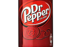 Dr pepper - delivery menu