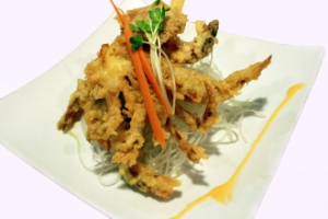 Soft Shell Crab - delivery menu