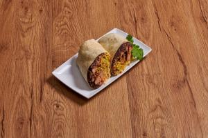 Chicken Burrito - delivery menu