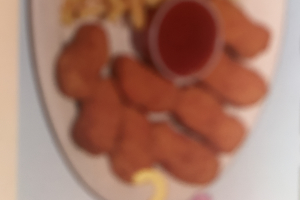Kid's Chicken Nuggets and Fries - delivery menu