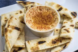 Hummus with Pita - delivery menu