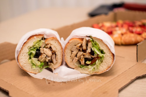 16. Roasted Chicken Sub - delivery menu