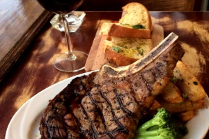Black Angus Steak - delivery menu
