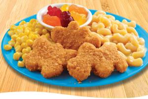 Kid's Chicken Nuggets - delivery menu