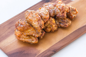 Barbecue Wings 바베큐소스닭날개 - delivery menu