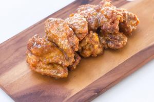 Honey Garlic Wings - delivery menu