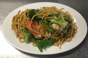 301. Vegetable Chow Mein - delivery menu