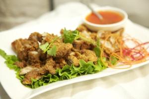 45. Kao Kai Tod - delivery menu