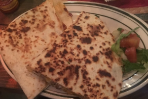 Grilled Chicken Quesadilla - delivery menu