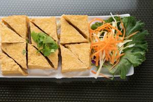 1. Fried Tofu - delivery menu