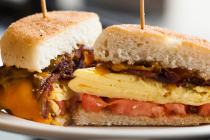 Bacon, Egg & Cheese Sandwich - delivery menu