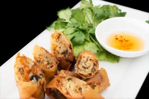 A6. Cha Gio Chay - delivery menu