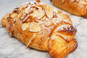 Almond Croissants - delivery menu