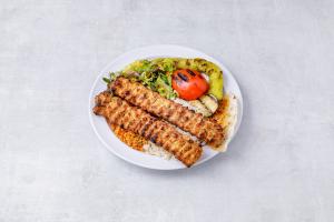 Chicken Adana Kebab - delivery menu
