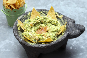 Dinner Gonzaga Guacamole  - delivery menu
