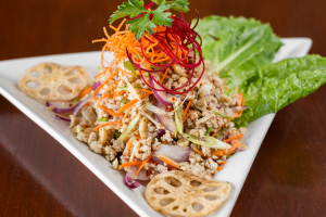 Black Thai Salad - delivery menu