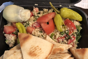 Tabbouleh - delivery menu