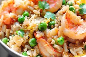 Shrimp Fried Rice - delivery menu