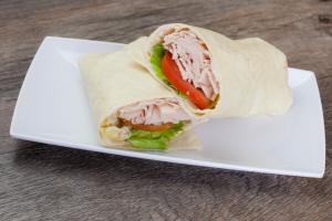 California Turkey Wrap - delivery menu