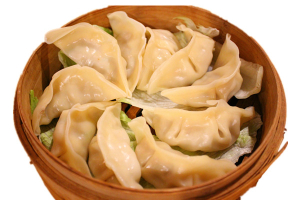 Steamed Pork & Cabbage Dumplings - delivery menu