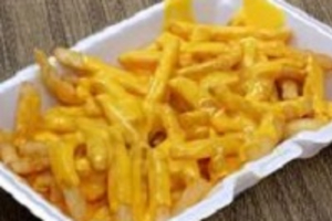Nacho Cheese Fries - delivery menu