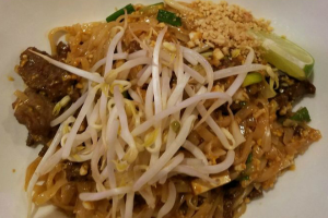 Fn1. Pad Thai - delivery menu