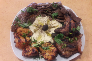 Mixed Grill - delivery menu
