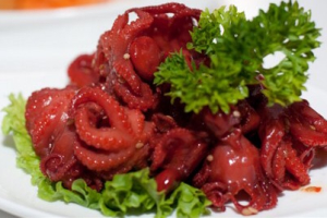 Baby Octopus - delivery menu