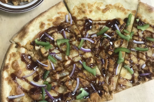 Chicken Fajita Pizza - delivery menu