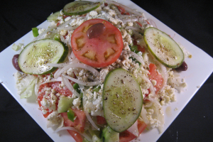 Grecian Salad - delivery menu
