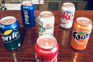 Soda Americana - delivery menu