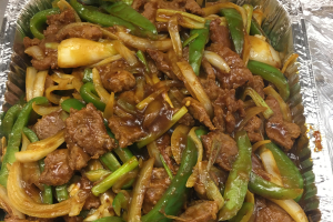 Party Tray Mongolian Beef - delivery menu