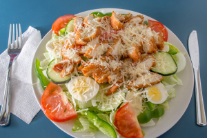 Chicken Finger Salad - delivery menu