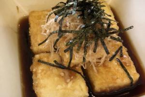 Age Dashi Tofu - delivery menu