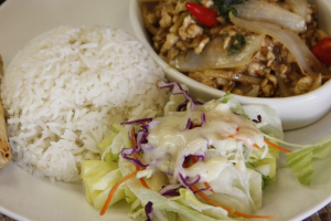 H9. Thai Basil with Chicken - delivery menu