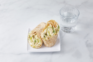 Caesar Grilled Chicken Wrap - delivery menu