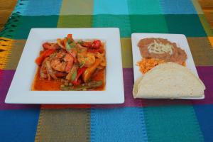 Shrimp Mexican Style Specialty - delivery menu