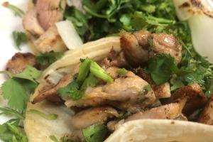 Pollo Taco - delivery menu