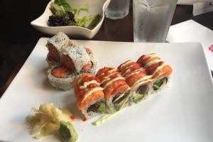 Spicy Lover Roll - delivery menu